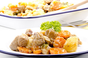 Collection of crock pot turkey stew recipes
