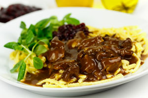 Collection of crock pot venison stew recipes