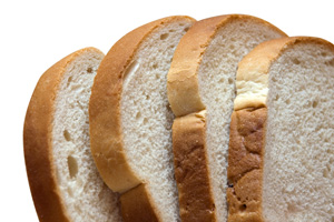 Collection of white bread recipes