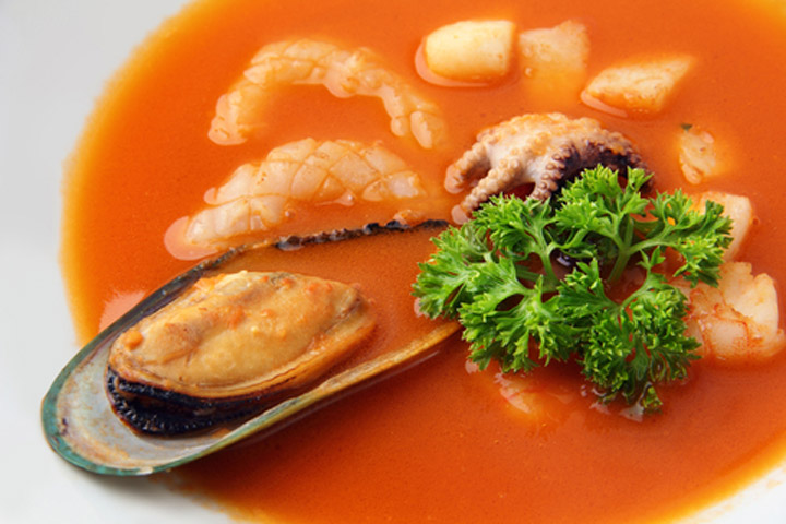 Recipes for crock pot seafood and fish soups cdkitchen for Crockpot fish recipes