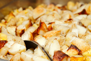 Collection of crock pot hash brown potatoes recipes