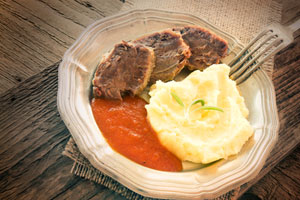 Collection of crock pot lamb recipes