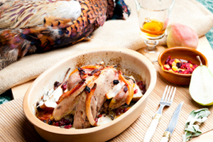 Collection of crock pot pheasant recipes