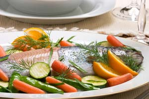 Collection of trout recipes
