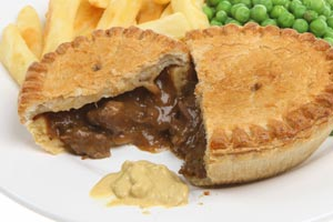 Collection of beef pie recipes