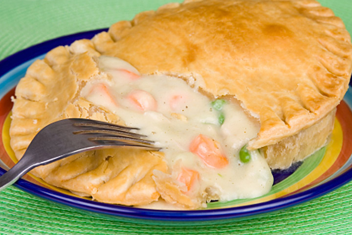 Simple Delicious Chicken Pot Pie Recipe