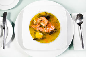 Collection of crockpot fish and seafood recipes