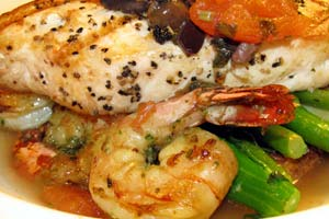 Collection of seafood recipes