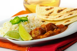Collection of chicken mole recipes