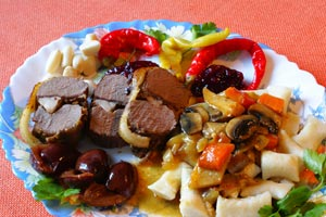 Collection of venison recipes