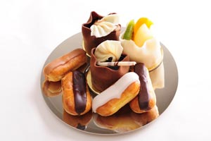 Collection of bakery pastries recipes