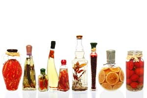 Collection of condiment recipes