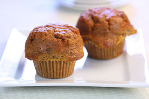 Collection of vegetable muffin recipes