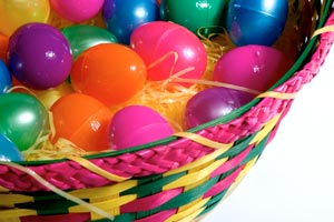 Collection of easter recipes