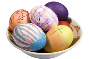 Collection of leftover easter eggs recipes