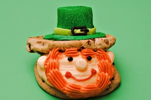 Collection of st. patrick's day recipes