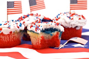 Collection of fourth of july recipes