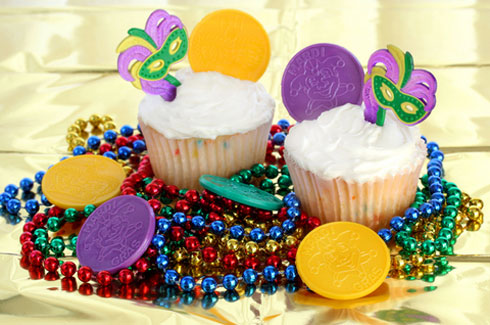 Mardi Gras Recipes - CDKitchen
