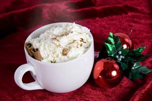 Collection of holiday drinks recipes