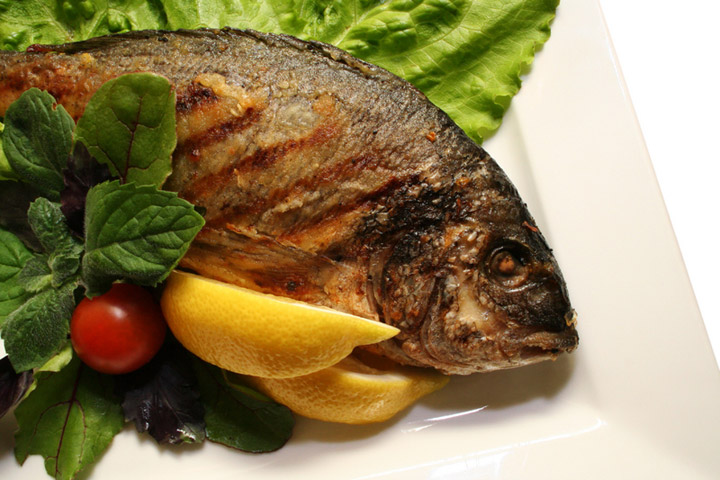 Grilled fish and seafood recipes cdkitchen for The fish grill