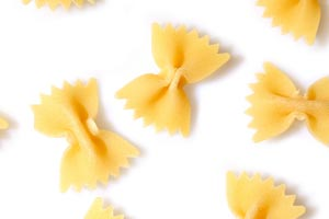 Collection of pasta dough recipes