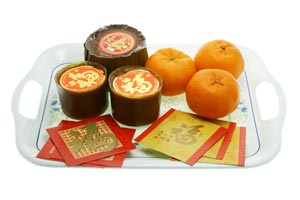 Collection of chinese new year recipes