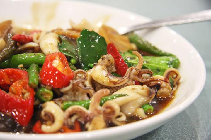 Squid Recipes - CDKitchen