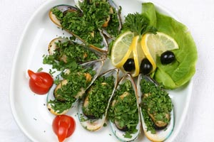 Collection of oyster appetizer recipes