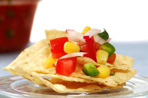 Collection of corn salsa recipes