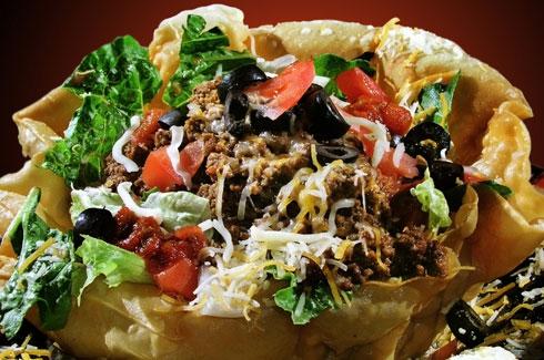 Taco Salad Recipes Cdkitchen