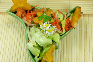 Collection of jicama salad recipes