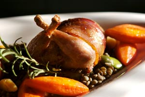 Collection of quail recipes