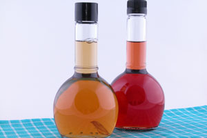 Collection of vinegar recipes