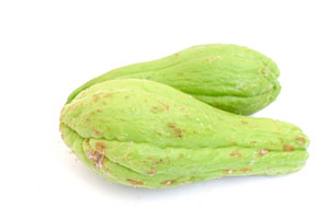 Collection of chayote recipes