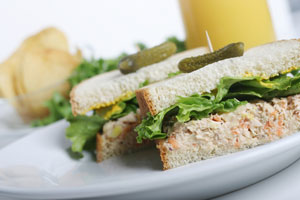 Collection of tuna sandwich recipes