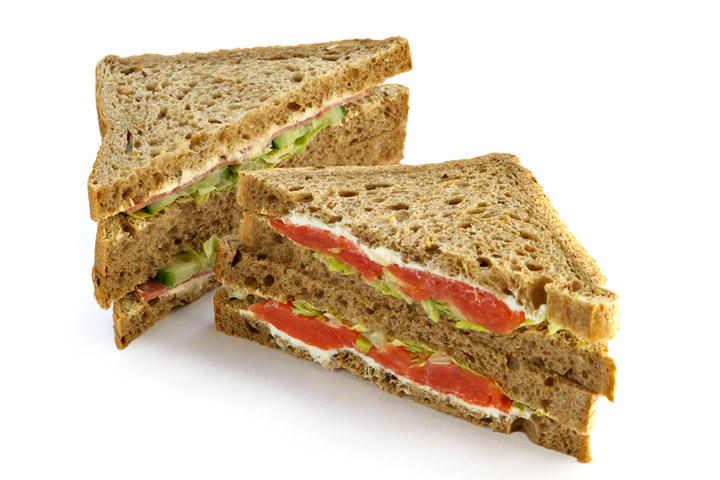 Salmon Sandwich Recipes Cdkitchen