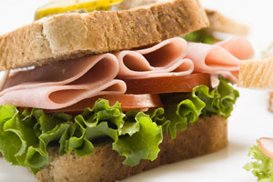 Collection of ham sandwich recipes