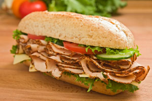 Collection of club and sub sandwiches recipes