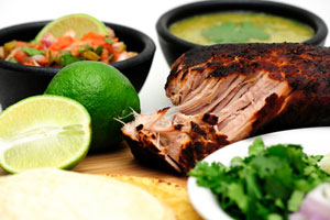 Collection of carnitas recipes