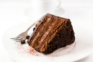 Collection of cakes using chocolate cake mix recipes