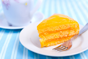 Collection of cakes using orange cake mix recipes
