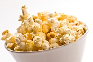 Collection of popcorn recipes