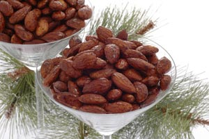Collection of flavored nuts recipes
