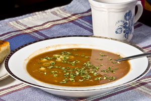 Collection of pasta e fagioli soup recipes