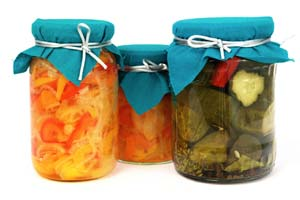 Collection of pickle and olive recipes