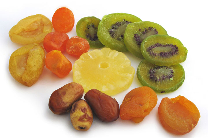 candied fruit chocolate covered fruit recipe