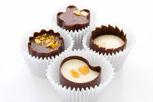 Collection of bonbons recipes