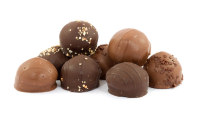 chocolate balls recipes