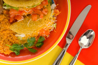 Collection of cinco de mayo recipes