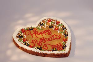 Collection of mother's day recipes
